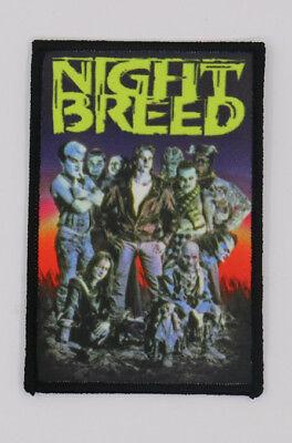 PATCH - Nightbreed - HORROR movie - Clive Barker, Doug Bradley, Night Breed