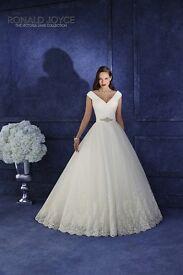 Ronald Joyce Wedding Dress **NEW**