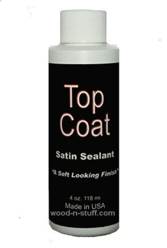 TOP COAT~ the Original Furniture Blend It On Leather Finish SEALER