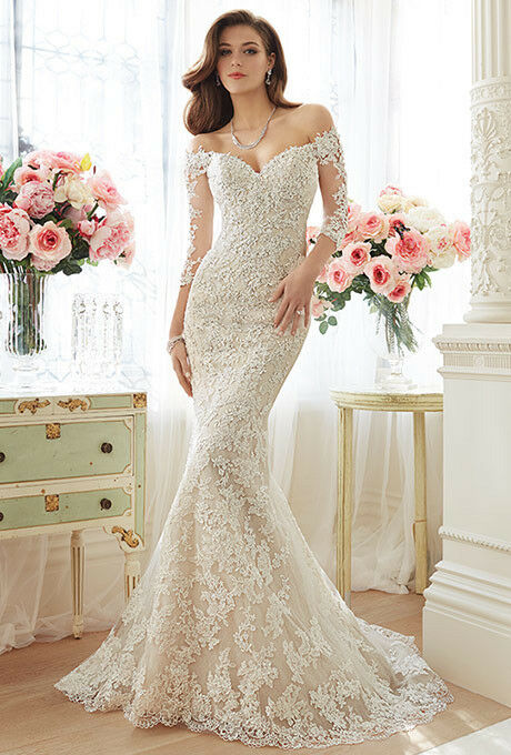 Sophia Tolli wedding dress Riona Y11632