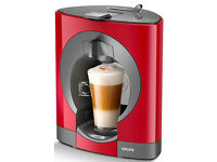**BRAND NEW** Dolce Gusto Oblo Coffee Maker in Red