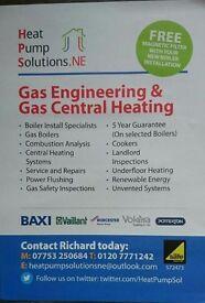 Central heating engineers Gas boiler combi( boiler service install repair)