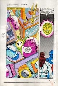 1983-Captain-America-Annual-7-page-22-Marvel-Comics-color-guide-comic-art-1980s