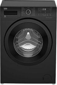 Bosch Washing Machine Black