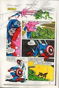 1983-Captain-America-Annual-7-page-18-Marvel-Comics-color-guide-art-1980s