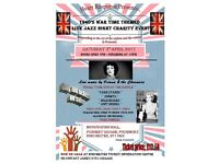 🎉🎷1940's war time theme live jazz charity night 🎷🎉