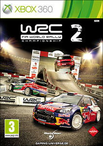 WRC 2 II FIA World Rally championship 2011 Xbox 360 *NEW & SEALED*