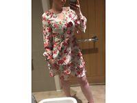 Floral dress UK size 12