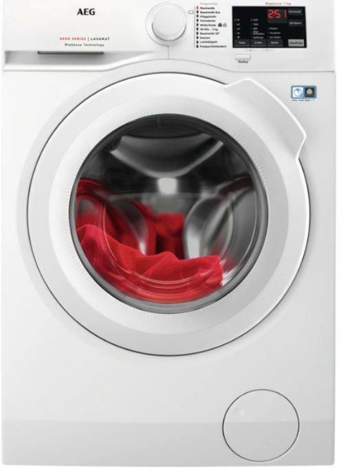 AEG Lavamat L6FB54478 Waschmaschine 7KG EEK: A+++ 1400 UpM Display weiß