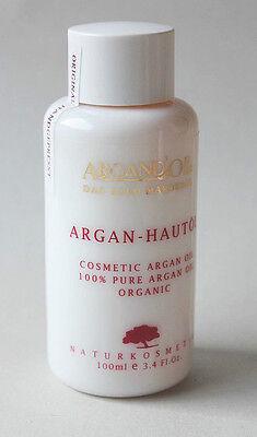 (26,98€/100ml) Argandòr Argan-Hautöl Arganöl 100 ml Körperöl für Damen