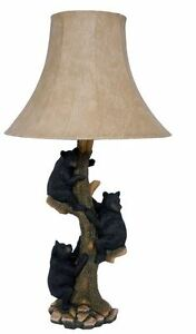 Bears Table Lamp
