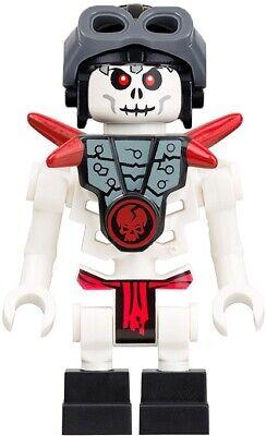 "💥 LEGO® Ninjago ""Frakjaw Minifigure"" (2521) Lightning Dragon Battle (njo030) 💥"