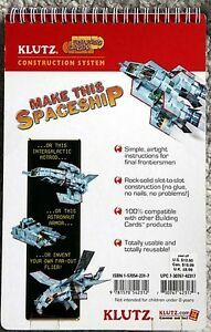 NEW - How to Build Spaceships - from Scholastic Books/Klutz Kingston Kingston Area image 3