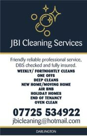 Domestic & commercial cleaner available