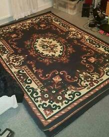 Lovely large rug for sale