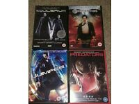 4x SiFi DVDs
