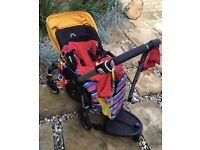 Bugaboo Bee -Yellow with tons of extras