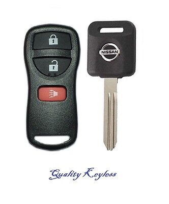 New 3B Replacement Keyless Entry Remote Fob Clicker + Transponder 46 Chip Key