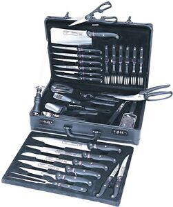 Chef Knife Set Case Ebay
