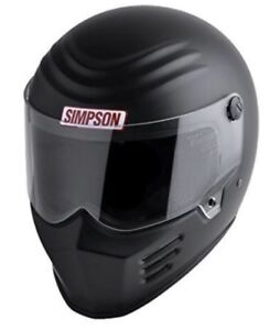 SIMPSON Outlaw Bandit NEW in box LG Matte Black