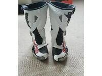 OXTAR Ladies motorcycle boots