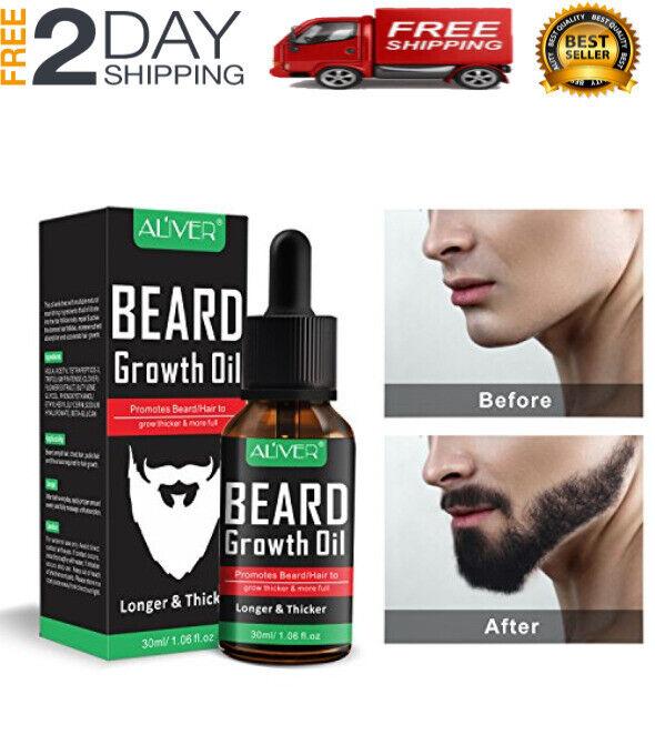 Aceite Para Hacer Crecer La Barba Y Bigote Producto Crema Aceites Natural