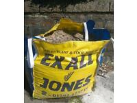 1 Tonne Bag of All In Sand & Chipping