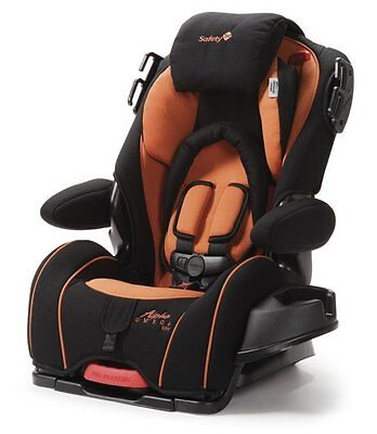 Safety 1st Alpha Omega Elite Convertible 3-in-1 Baby Car Seat - Nitron on Rummage