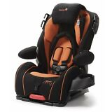 Safety 1st Alpha Omega Elite Convertible 3-in-1 Car Seat, Nitro | CC106NTR