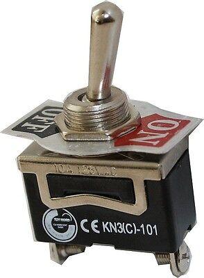 Kippschalter Schalter 1x EIN / AUS 10A / 6A 125V / 250V KN3C-101 online kaufen
