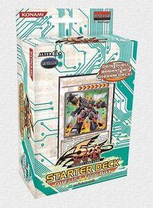 Yu-Gi-Oh - 5Ds - Starter Deck Duelist Toolbox deutsch !