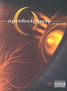 AMotion [Amaray Case] by A Perfect Circle (CD, Nov-2004, Virgin) CD & DVD SET