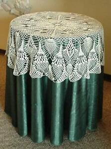 Beautiful, Old, and Perfect, Large Doily