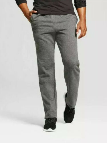 NIB CHAMPION C9 GRAY Tech Fleece Duo Dry SOFT Active Wear Men/'s Pants