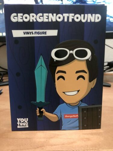 GeorgeNotFound Youtooz (LIMITED EDITION COLLECTIBLE)