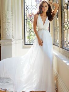 Sophia Tolli Joanne Pre-Owned Wedding Dress Y21435