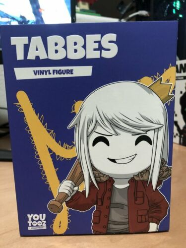 Tabbes Youtooz [SOLD OUT] (LIMITED EDITION COLLECTABLE)
