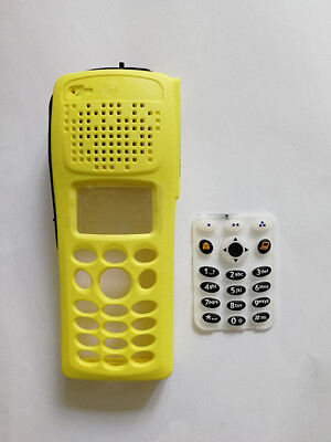 - Yellow Replacement Housing Case for MOTOROLA XTS2500 Portable Radio