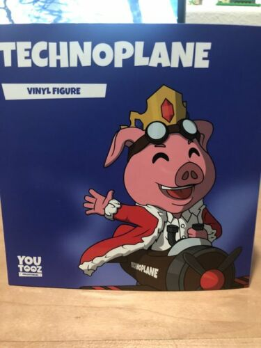 Technoplane Youtooz DREAM SMP [SOLD OUT] (LIMITED EDITION COLLECTABLE)
