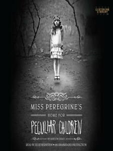Miss Peregrine: Home for Peculiar Children by Ransom Riggs