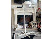 Salon Type free standing sit under hair Dryer