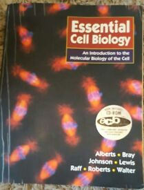 Essential Cell Biology Textbook