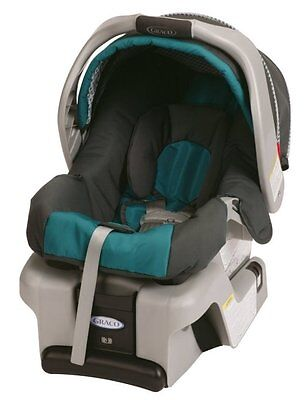 Graco SnugRide 30 Classic Connect Baby Infant Car Seat - Dragonfly | 1853475 on Rummage