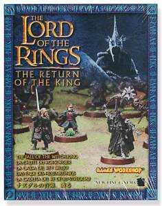 Fall of the witch King LOTR  Games Workshop GW Warhammer