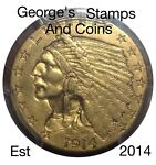 George's Stamps And Coins