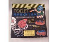 Toilet Basketball