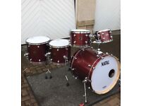 Natal Arcadia 5-Piece Shell Pack