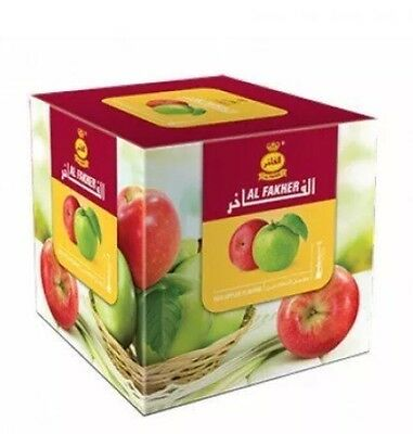 1 Kg Two Apples Flavor Al Fakher Molasses Hookah Nargile Flavour