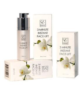 3 Minute Instant Face Lift Erase Wrinkles Anti Ageing Cream Serum