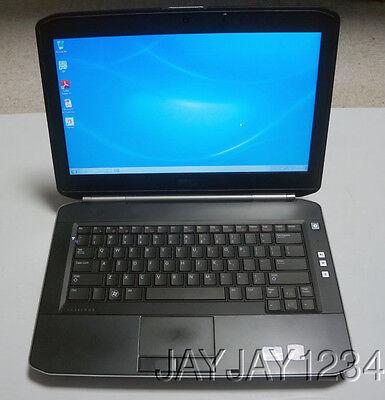 DELL LATITUDE E5420 INTEL CORE i5-2520M 4GB BACKLIT KBD OFFICE 2013  WEBCAM